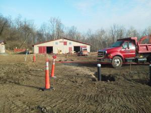 outline for barn expansion