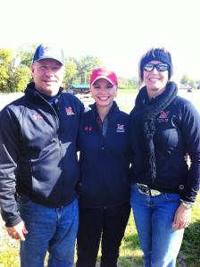 Brianna DeCamp and family
