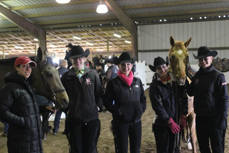 Ring Steward Horse Show