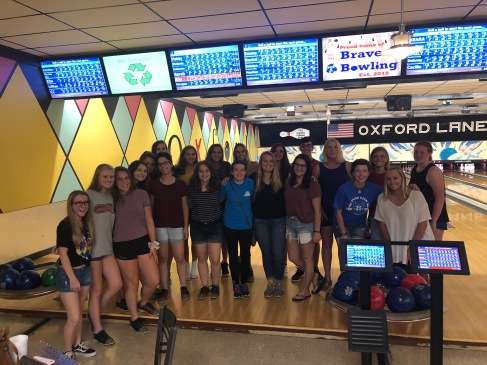 MB group bowling