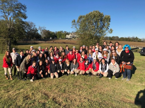 Georgetown Sunday Team 2018