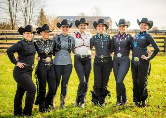 Western girls midway